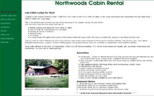 NorthWoods Cabin Rental